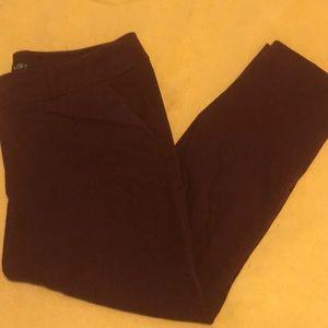 Loft Julie skinny jeans